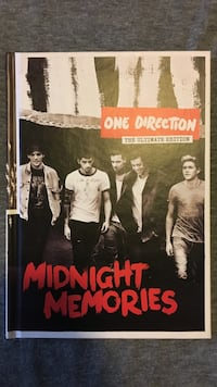 1d: midnight memories (ultimate edition) Burnaby, V5E 1A7