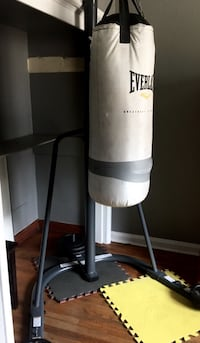 Sport Check Punching Bag Stand
