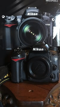 Used Nikon D7000, body only