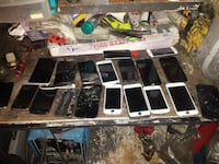Cell phones and screens  Surrey, V3V 6K6