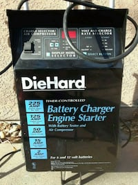 Battery charger Stockton, 95206