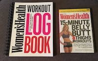Work out journal and dvd nwt Murfreesboro, 37128