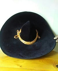 Black with gold band marachi hat  Albuquerque, 87105