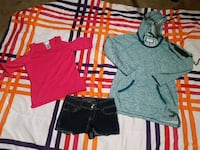 Ladies stuff small and size  3 shorts Guelph, N1H 2V1