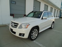 2010 Mercedes-Benz GLK350 4MATIC FULLY LOADED LOCAL JUST MINT! NEW WESTMINSTER, V3M 0G6