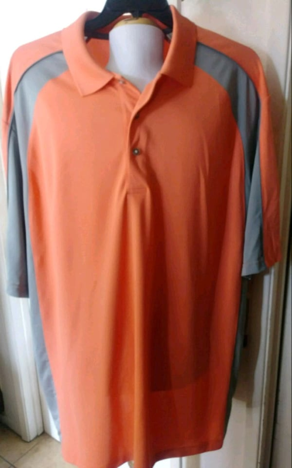 GRANDSLAM AIRFLOW SHIRT 3XL TALL 0