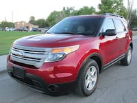 2013 FORD EXPLORER 3RD ROW SEAT, LOW MILES! GREAT FAMILY VEHICLE! El Paso