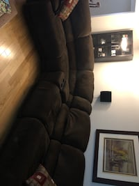 Sectional couch Bowmanville, L1C 3W3