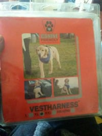 Vest harness dog Toronto, M2J 1A9