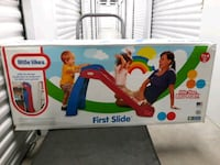 NEW in Box Little Tikes First Slide Sterling, 20165