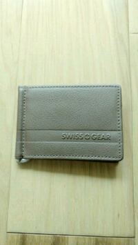 Swiss gear leather wallet Vancouver, V5T 1K6