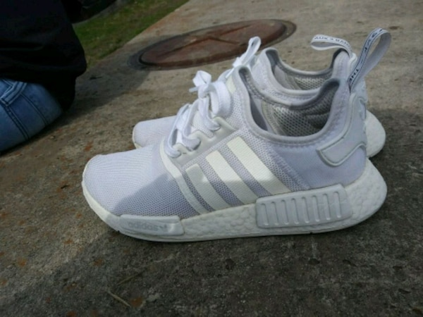 f79fddfc8 Used White Adidas nmds for sale in Arlington - letgo