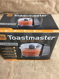 Toastmaster mini chopper Brand New in the box Las Vegas, 89108
