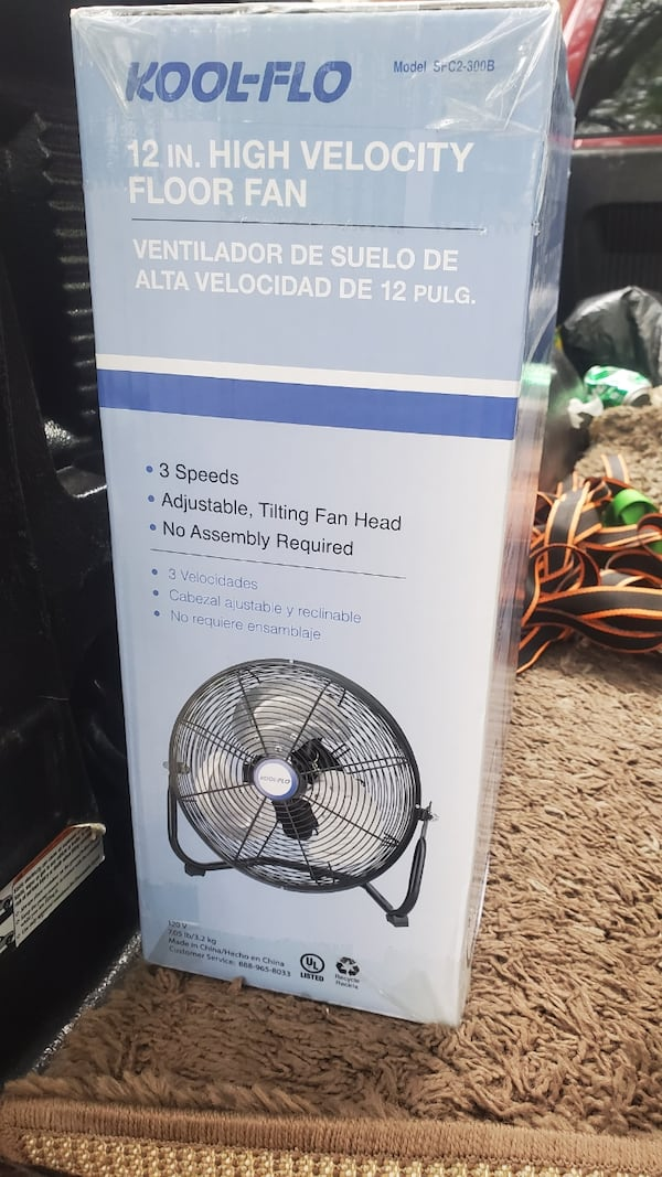 12 in small high velocity metal fans cfa135c2-4bdb-4792-8c17-76f576dee440