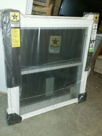 black and gray microwave oven Fairfield