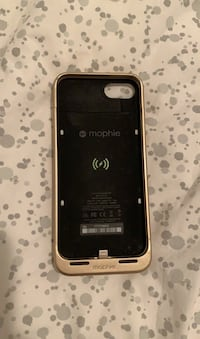 iPhone 8 morphie power case rechargeable barely used