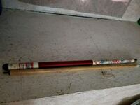 red and brown cue stick 2318 mi