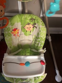 Fisher price baby swing  Montréal