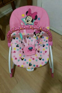 Minnie mouse baby bouncer Moreno Valley, 92557