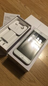 Ny Iphone 8 64Gb silver!