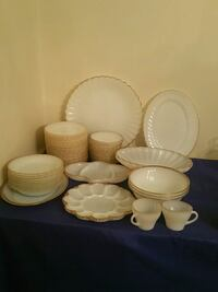 Set of Dishes Fire King  Dillsburg, 17019