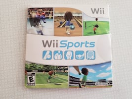 Wii sports games