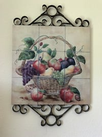 Fruit basket painting  Rosenberg, 77469