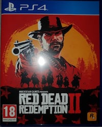 Red Dead Redemption 2 for PlayStation 4 Oslo