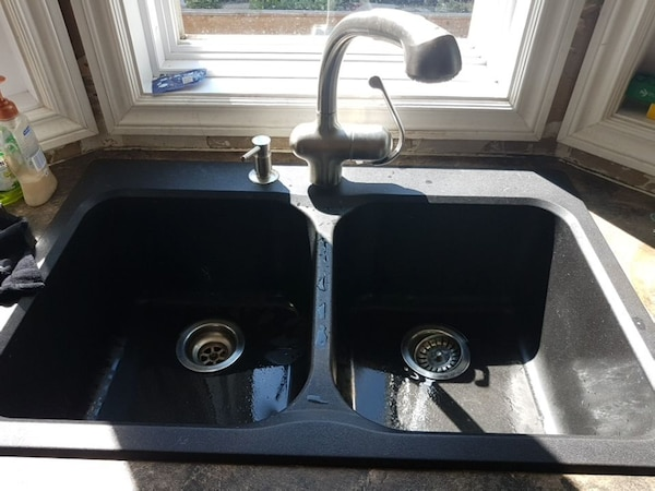 Used Kitchen Sink And Faucet For Sale In Calgary Letgo