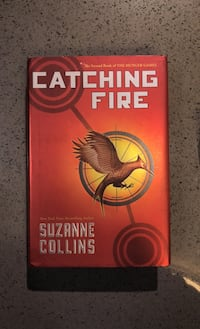 Catching Fire Hardcover Vienna, 22102