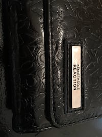 black leather Kenneth Cole Reaction bag Kissimmee, 34744