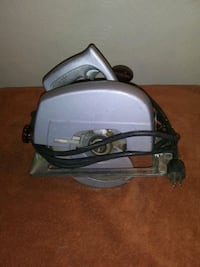 Vintage Fairbanks Ward model 641 Circular saw.