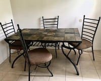 Kitchen Table or Outdoor Table w/ Chairs Mount Airy, 27030