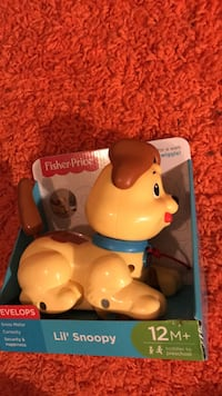 Brand new Fisher proce pull behind doggy toy 12M+ Alexandria, 22315
