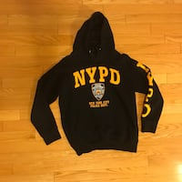 Official NYPD Pullover Hoodie Toronto, M1M 0A3