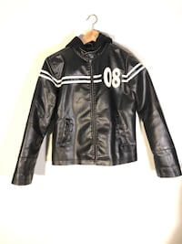 George Leather Jacket Toronto, M2R 2V3