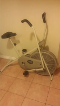 gray and black stationary bike Mississauga, L4Z 1A1