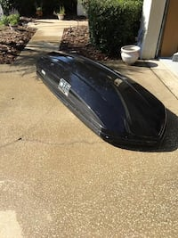 Thule cargo carrier. Excellent like new condition.
