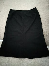 Next office skirt black Reading