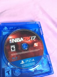 NBA 2k17 for PS4 St. Catharines