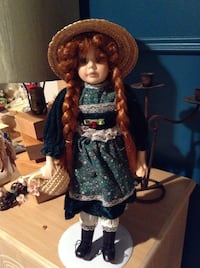 Collection doll ( Ann the Green  Gables)  Gatineau, J8V 3Y8