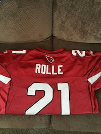 Arizona Cardinals Rolle jersey Surprise, 85387