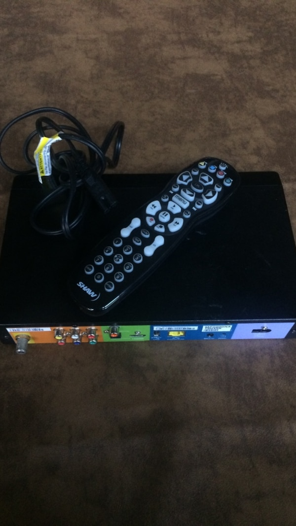 Arris cable box with hdmi