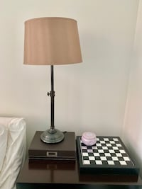 Pottery barn Chelsea lamps - set of 3 - must pick up by Sept 26! Detroit, 48226