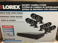 Lorex security camera system box new Montréal, H1C 1M6