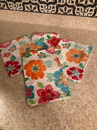 Napkins set of 4.