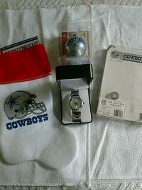 Dallas Cowboys collectible set Manassas, 20109