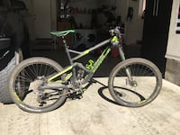 Cannondale carbon Jekyll team edition (Large) Corona, 92879