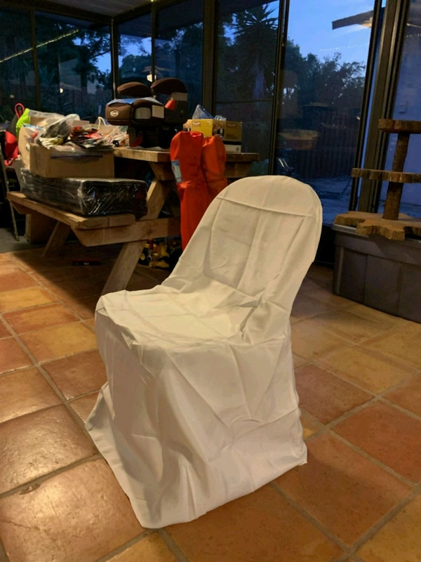 Fabulous White Chair Covers Caraccident5 Cool Chair Designs And Ideas Caraccident5Info
