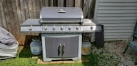 Stainless steel gas grill - propane  Sterling, 20165